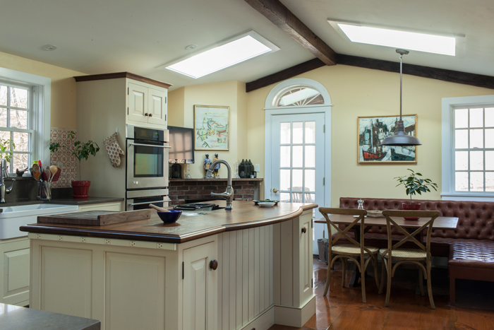 New Kitchen And Porches Salt Point Ny Beckwith Group