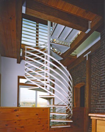 spiral-stair